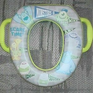 Excellent Disney Monsters Inc Toilet Seat Pottie Training Caraccident5 Cool Chair Designs And Ideas Caraccident5Info